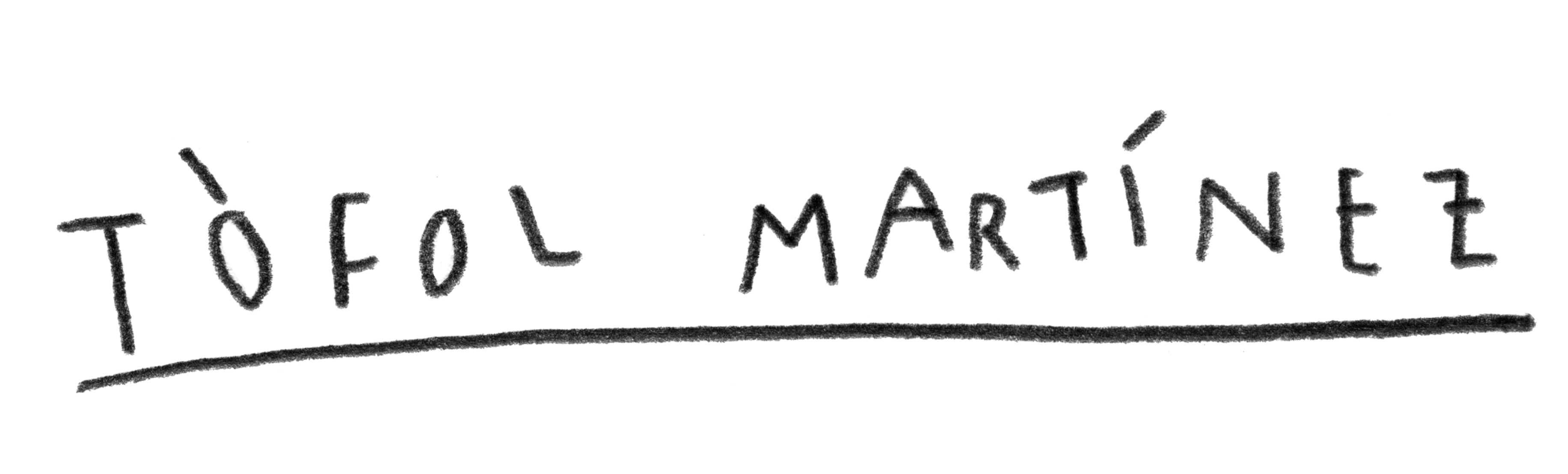Tòfol Martínez Logo